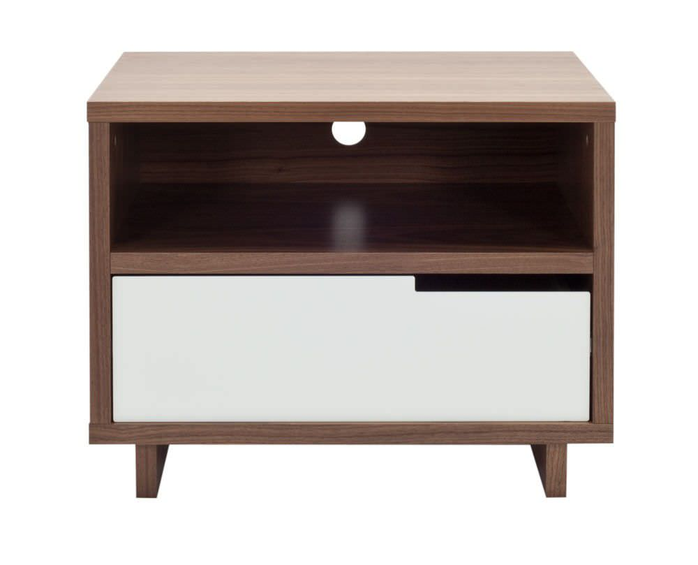 ... Contemporary Side Table / Oak / Walnut / Maple MODU LICIOUS BLU DOT ...