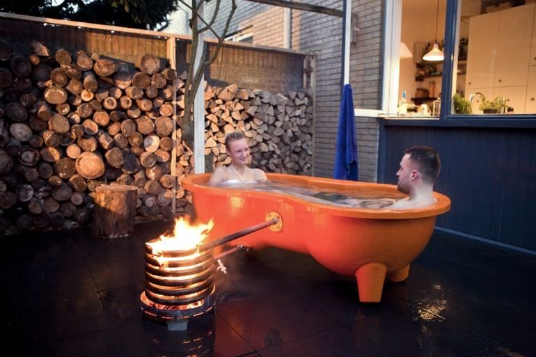 Nordic hot tub - DUTCHTUB® by Floris Schoonderbeek - dutchtub - Videos