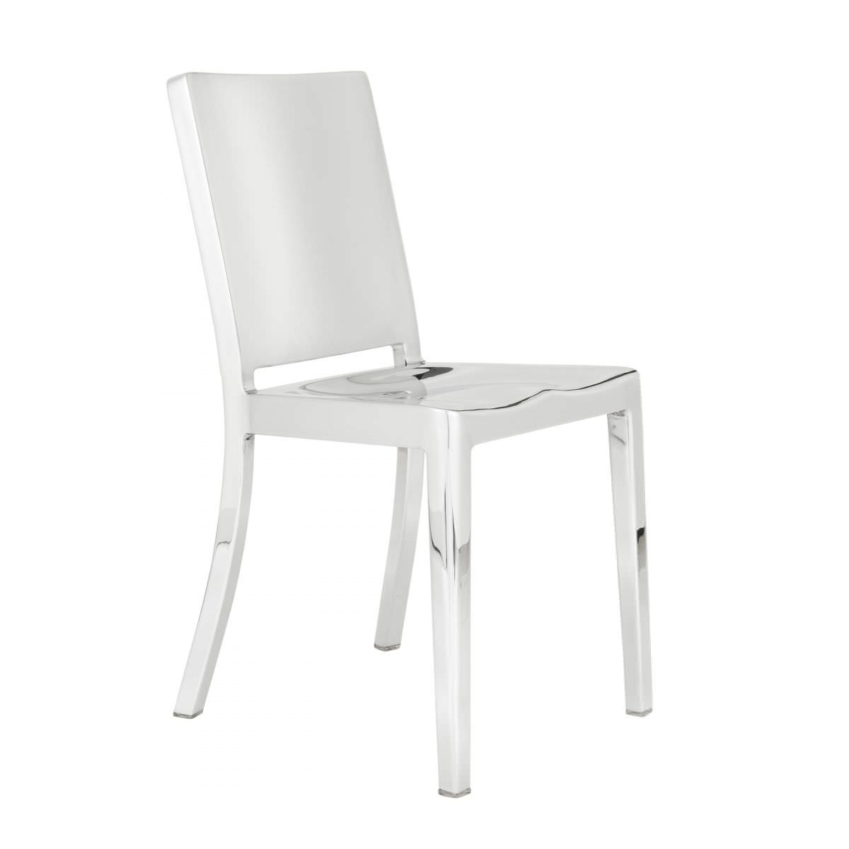 Superior Contemporary Chair / Aluminum / By Philippe Starck   HUDSON : HUD P Good Looking