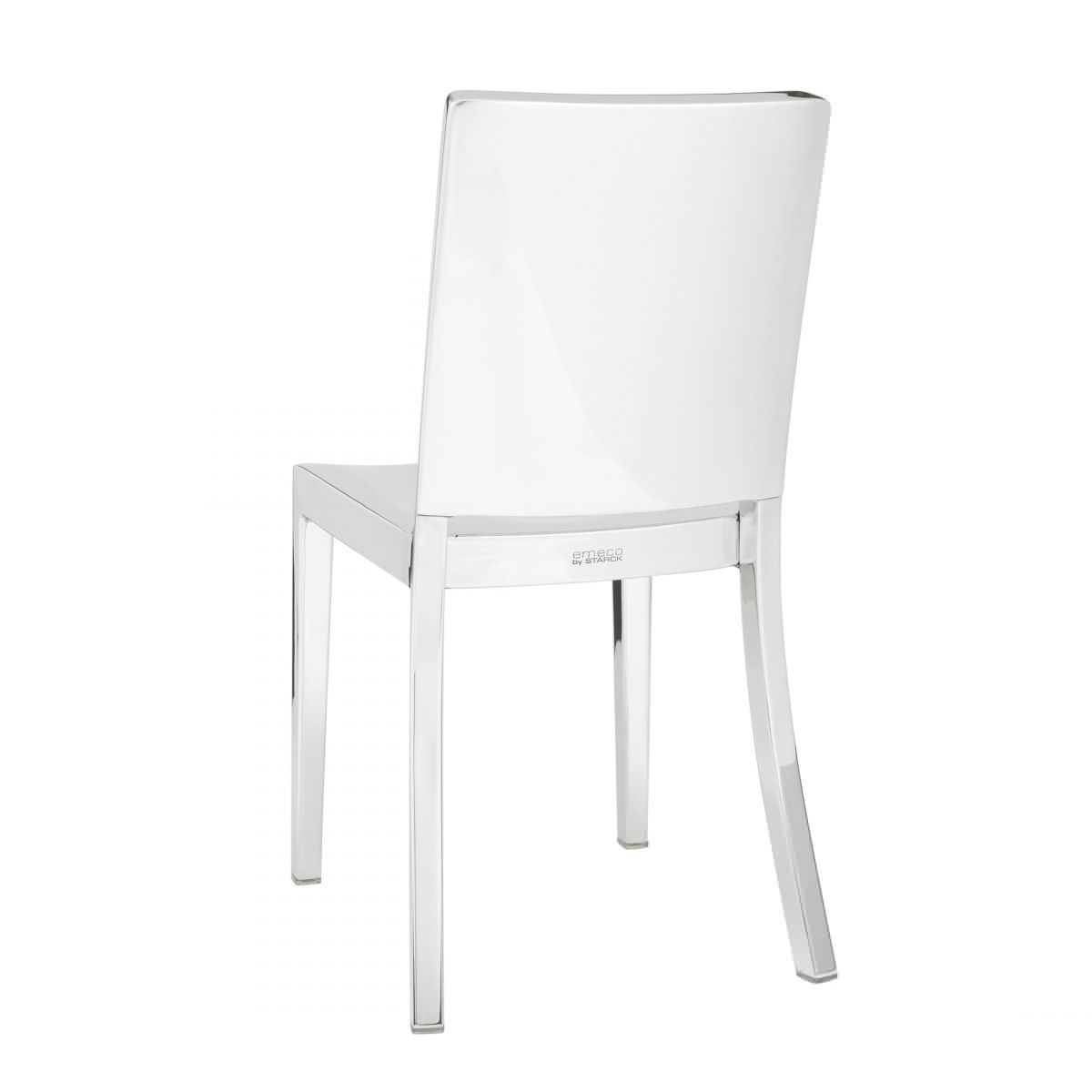 Charmant Contemporary Chair / Aluminum / By Philippe Starck ...