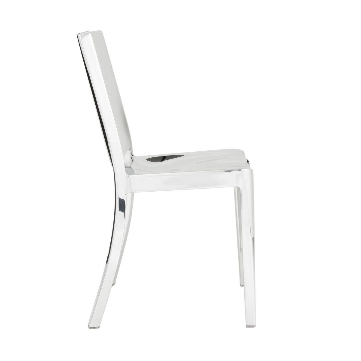 ... Contemporary Chair / Aluminum / By Philippe Starck