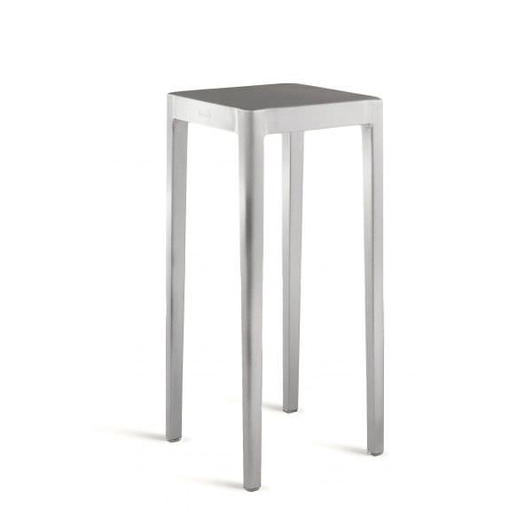 Beautiful Contemporary Side Table / Square / By Philippe Starck   TABL 30
