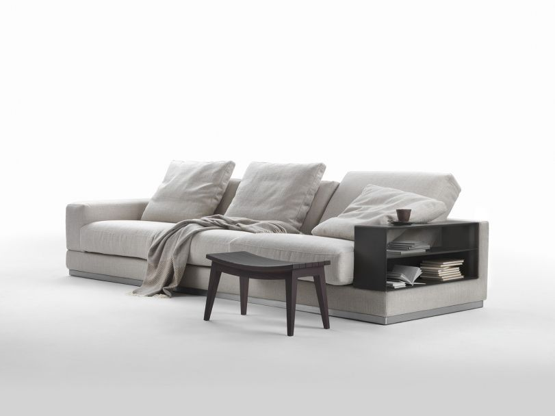 Modular Sofa / Corner / Contemporary / Fabric   BIG BOB