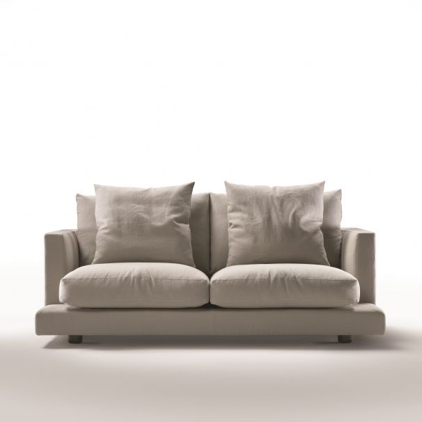 Modular sofa / corner / contemporary / fabric - LONG ISLAND | LONG ...