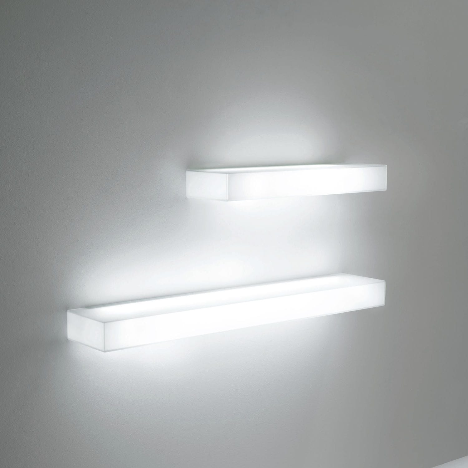 Wall mounted shelf contemporary glass illuminated light wall mounted shelf contemporary glass illuminated light light by nanda vigo amipublicfo Image collections