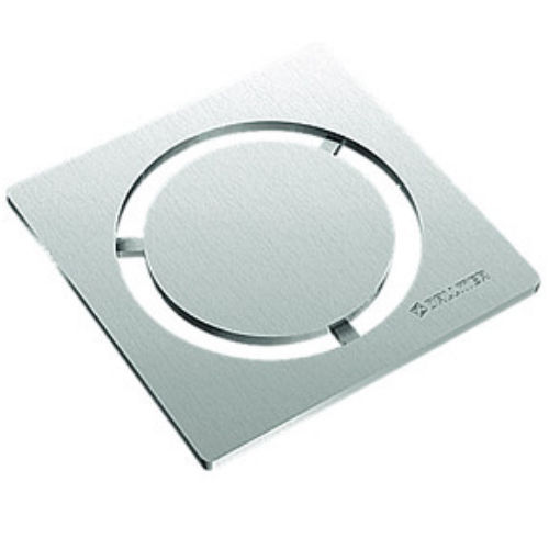 shower drain grate / stainless steel - 502353