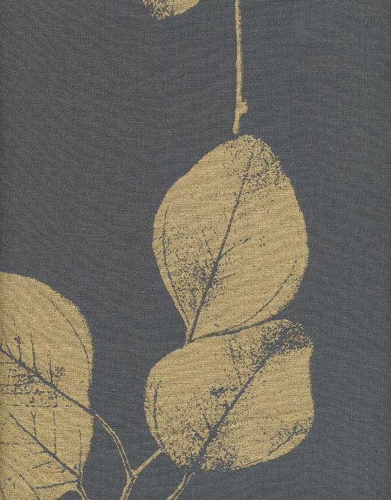 Upholstery Fabric Floral Pattern Linen Leaf Jocelyn Warner