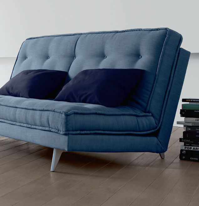 Sofa bed / contemporary / fabric / by Didier Gomez - NOMADE ...