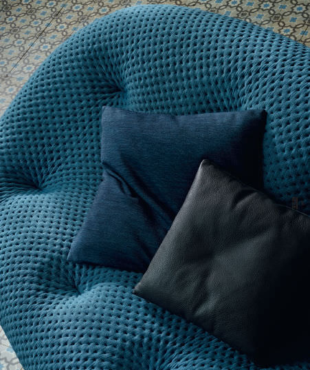 Contemporary sofa / fabric / by Ronan & Erwan Bouroullec / 2-person ...