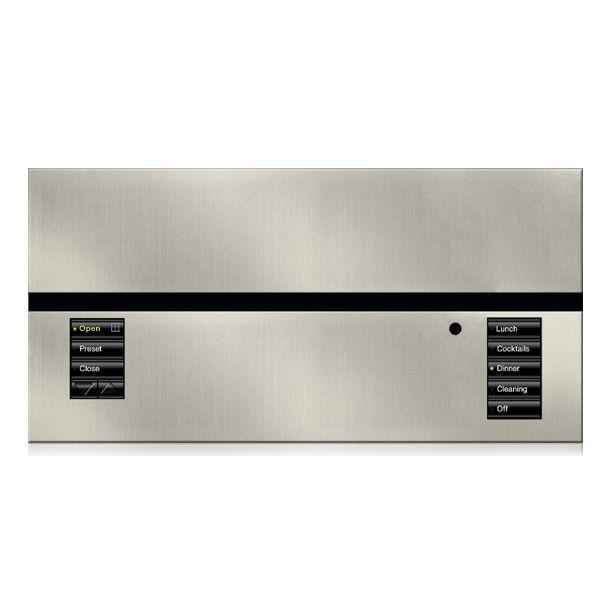 Home automation system control keypad / wall-mounted - GRAFIK EYE ...