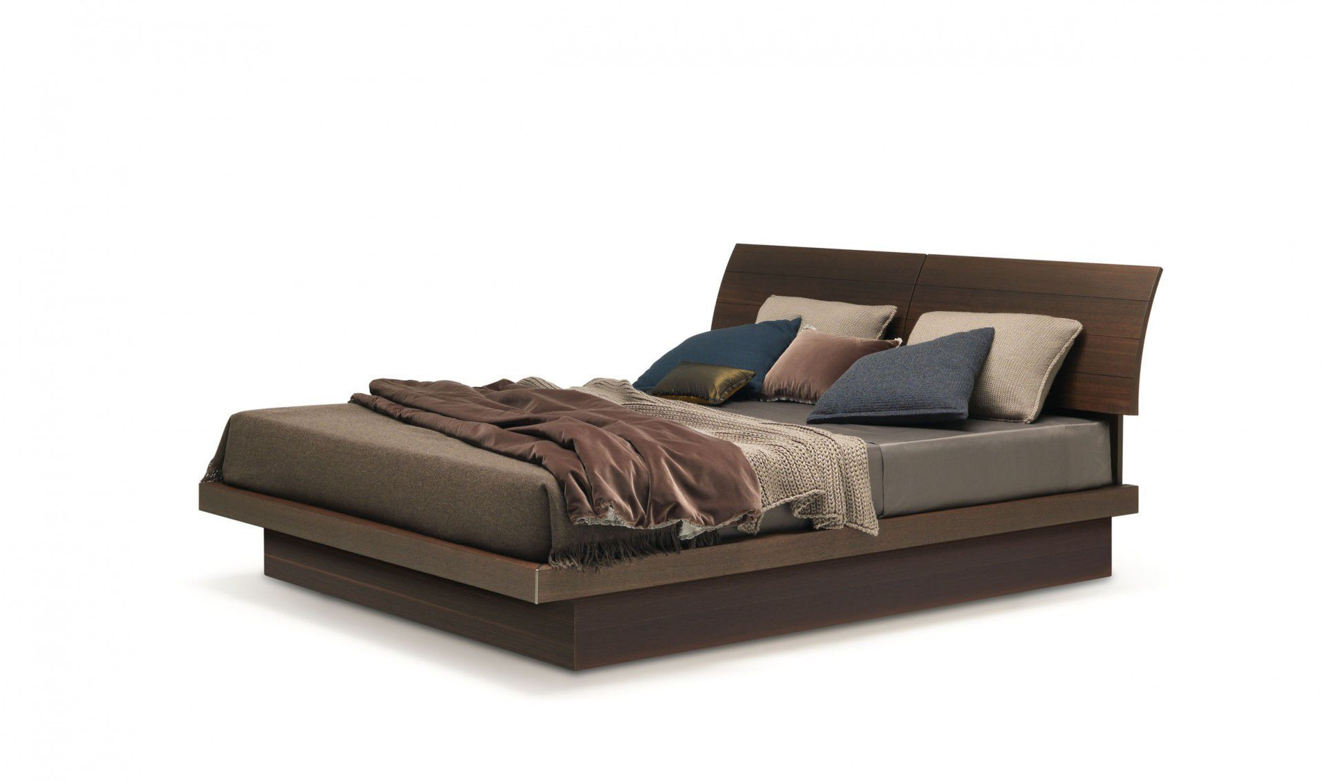 misuraemme furniture. Double Bed / Contemporary With Headboard Wooden - GIORGIA By Ennio Arosio Misuraemme Furniture R