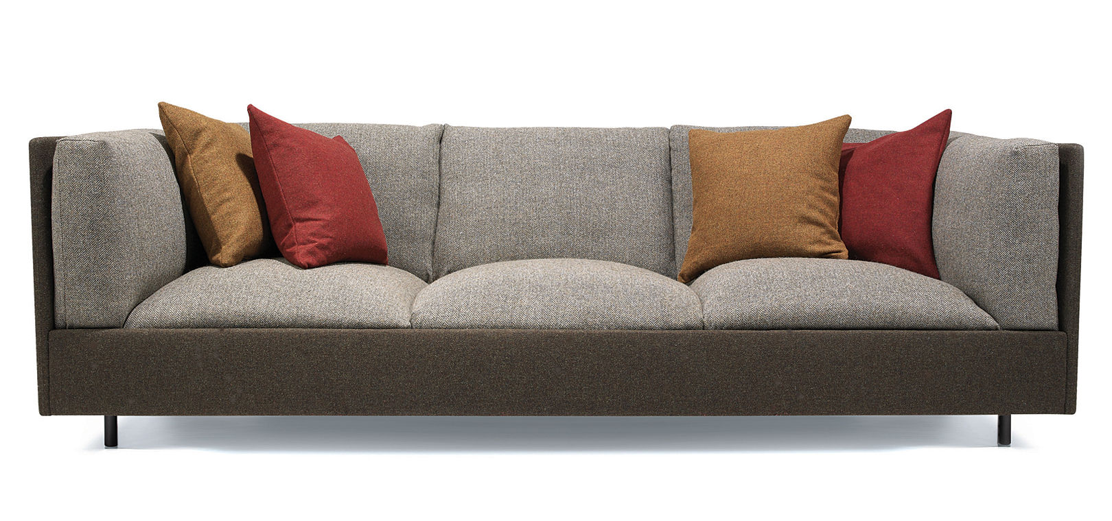 Charmant Contemporary Sofa / Steel / Fabric / Contract   TEN By Michael Sodeau