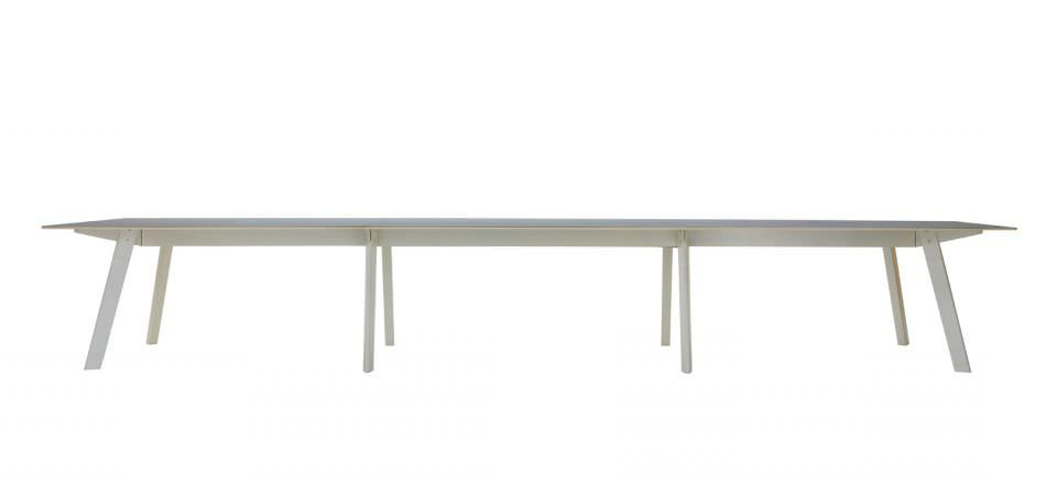Lovely ... Contemporary Boardroom Table / Ash / Rectangular CONNECT By Jonathan  Prestwich Modus ...