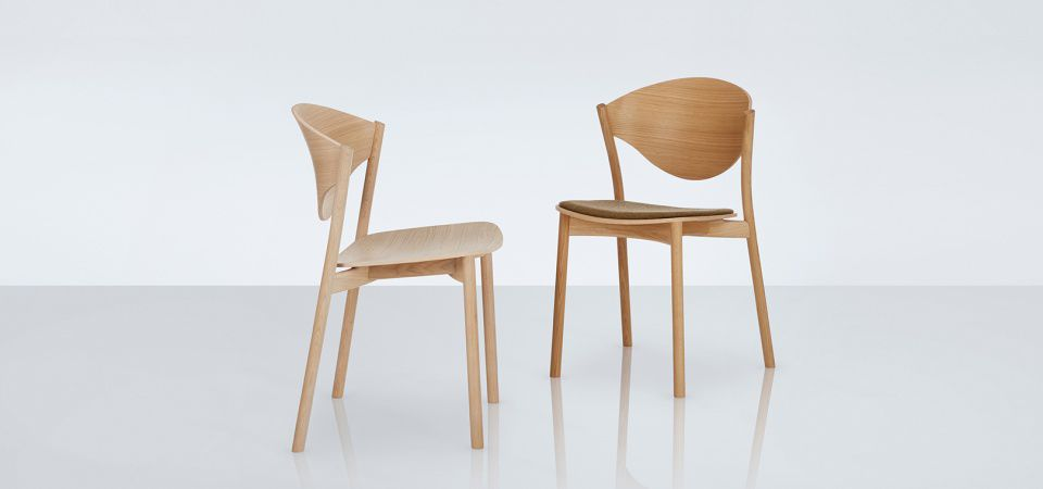 Contemporary chair   timber   commercial   MARCH by Kenneth Grange and Jack  SmithContemporary chair   timber   commercial   MARCH by Kenneth Grange  . Contempory Chairs. Home Design Ideas