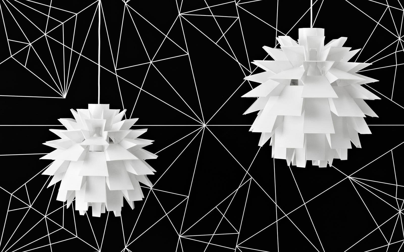 Pendant lamp original design plastic norm 69 by simon karkov pendant lamp original design plastic aloadofball Images