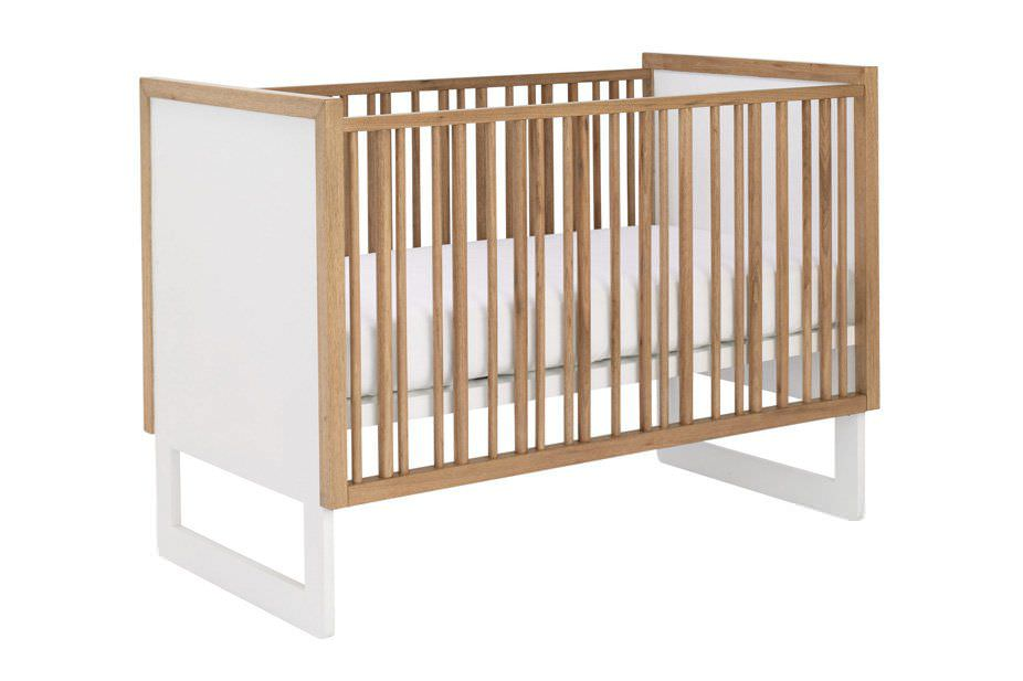 Contemporary Baby Bed Child S Unisex Wooden Loom Nurseryworks