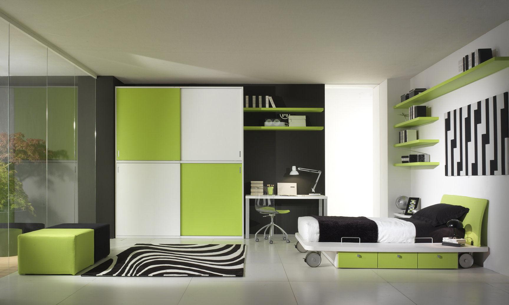 Uni Children S Bedroom Furniture Set White Max Young