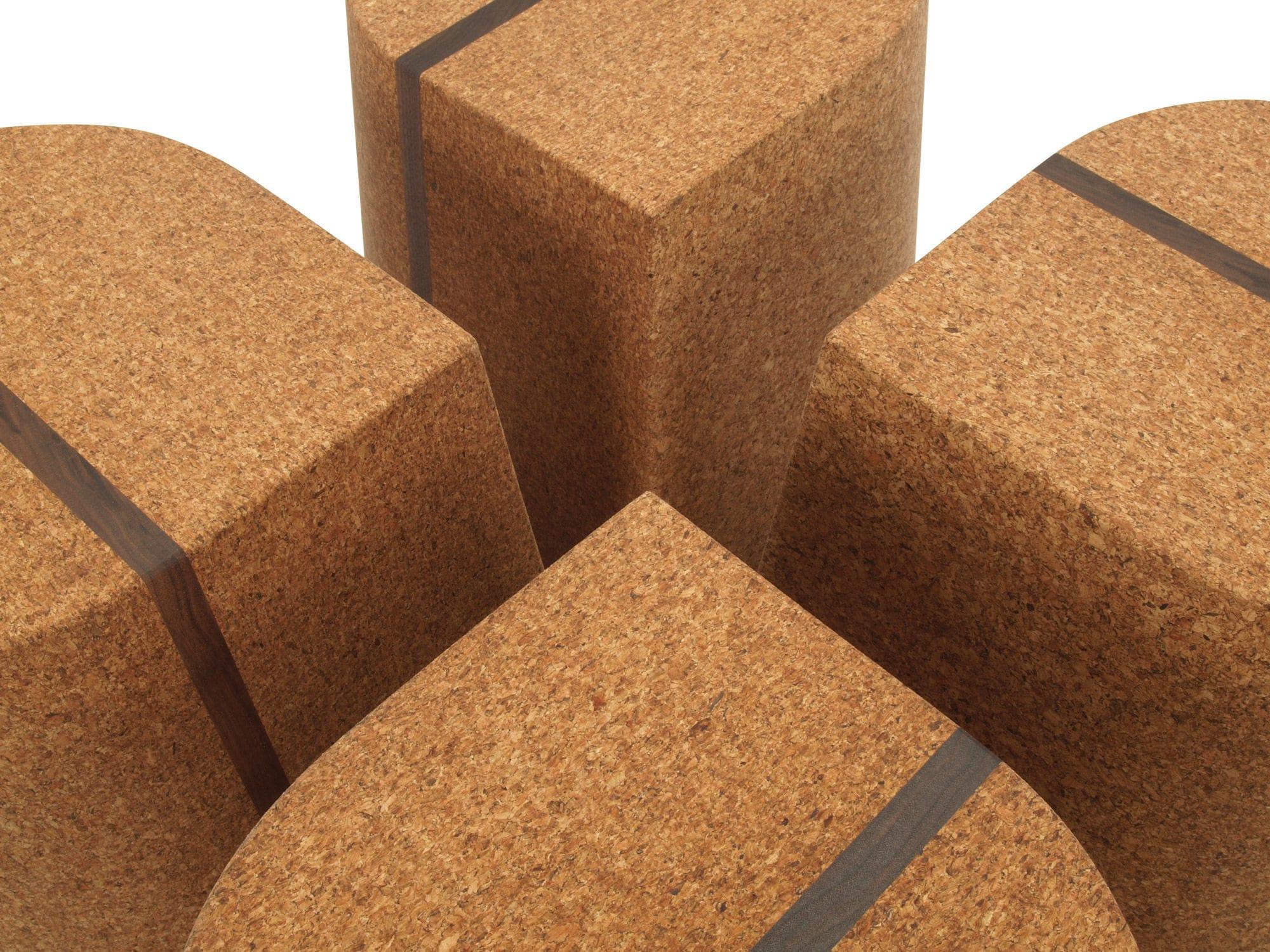 cork furniture. Contemporary Pouf / Cork DROP : D07 Skram Furniture