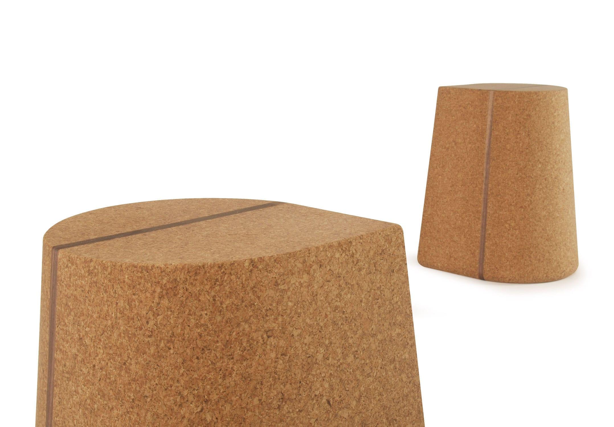... Contemporary Pouf / Cork DROP : D07 Skram Furniture ...