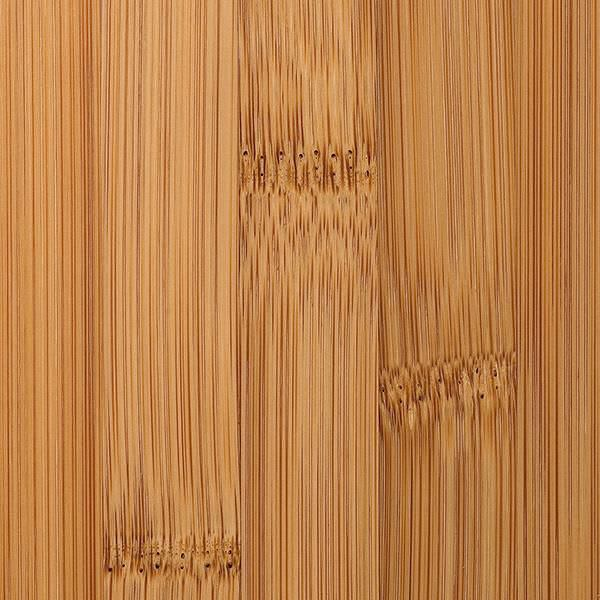 bamboo laminate flooring floating residential flat grain amber - Bamboo Laminate Flooring