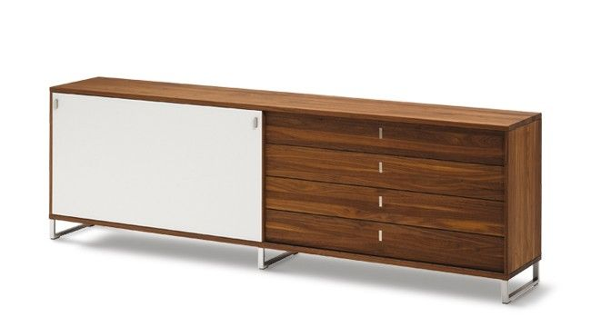 Team 7 Cubus contemporary sideboard oak cubus by karl auer team 7