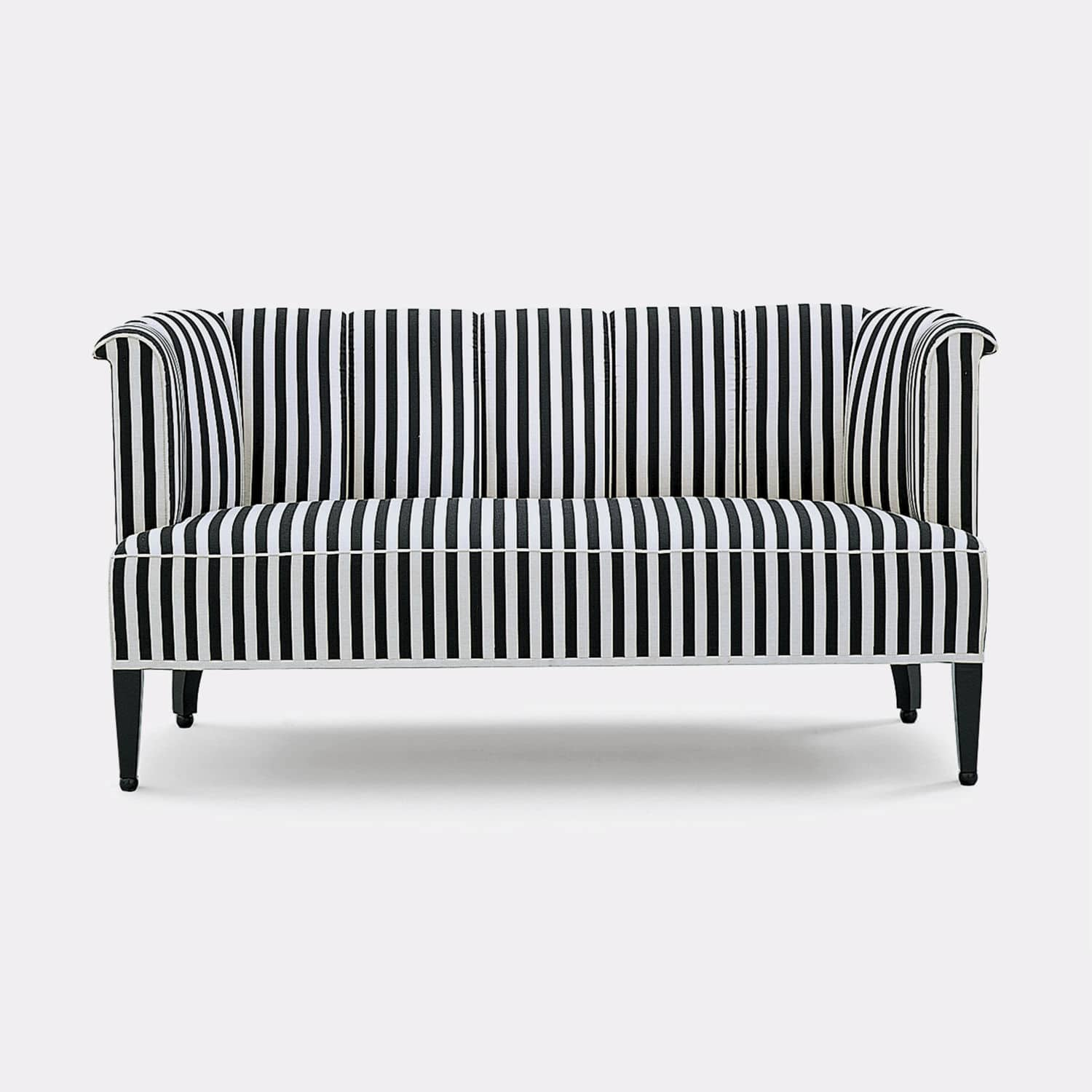 Traditional Sofa Fabric 3 Seater Multi Color Alleege By Josef Hoffmann