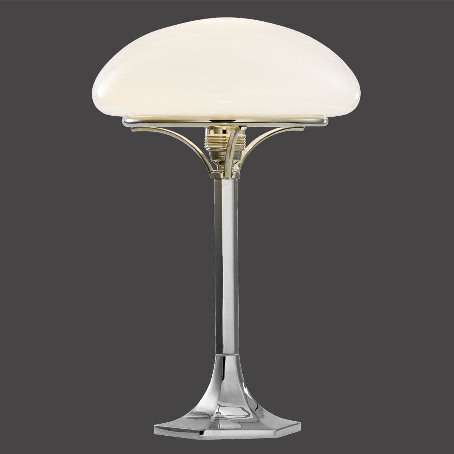 Table Lamp / Traditional / Glass / Brass   HSP1 1