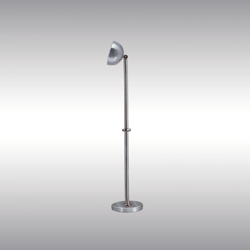 Floor standing lamp bauhaus design brass led ad4 54 woka floor standing lamp bauhaus design brass led ad4 54 aloadofball
