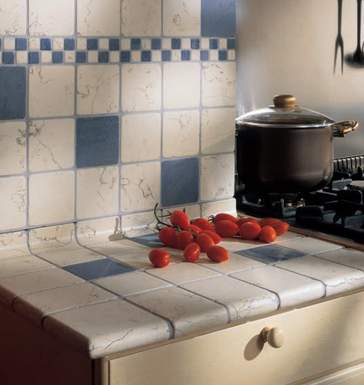 Indoor mosaic tile / kitchen / wall / marble - TOP CIOTTOLO - ANTIQUAREX