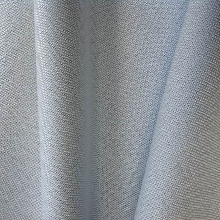 Bisson Bruneel curtain fabric / plain / polyethylene / light-filtering - hidden