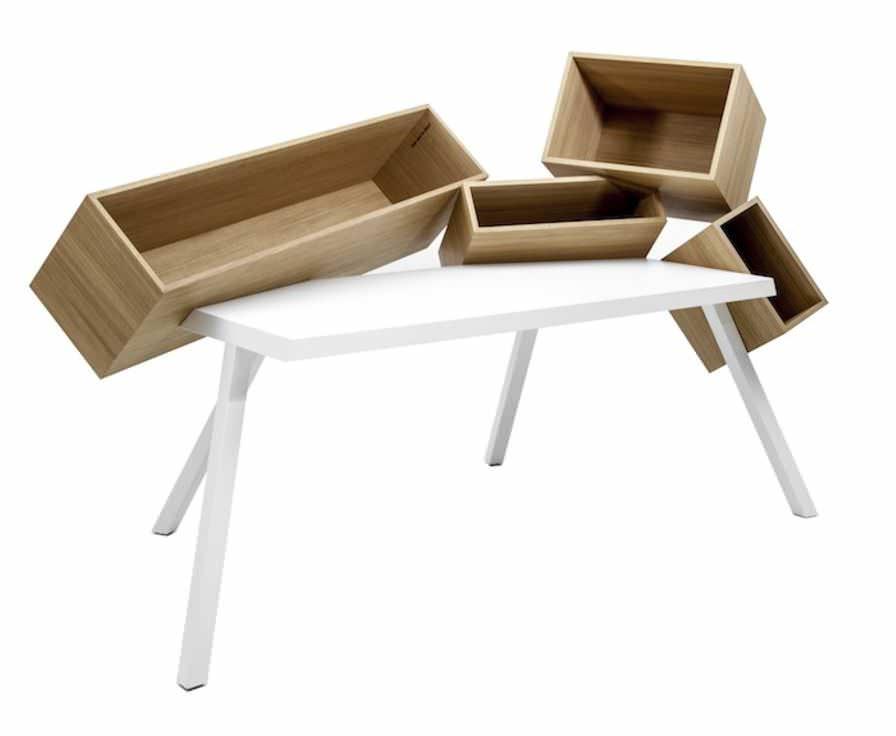 Oak Desk / Original Design ...