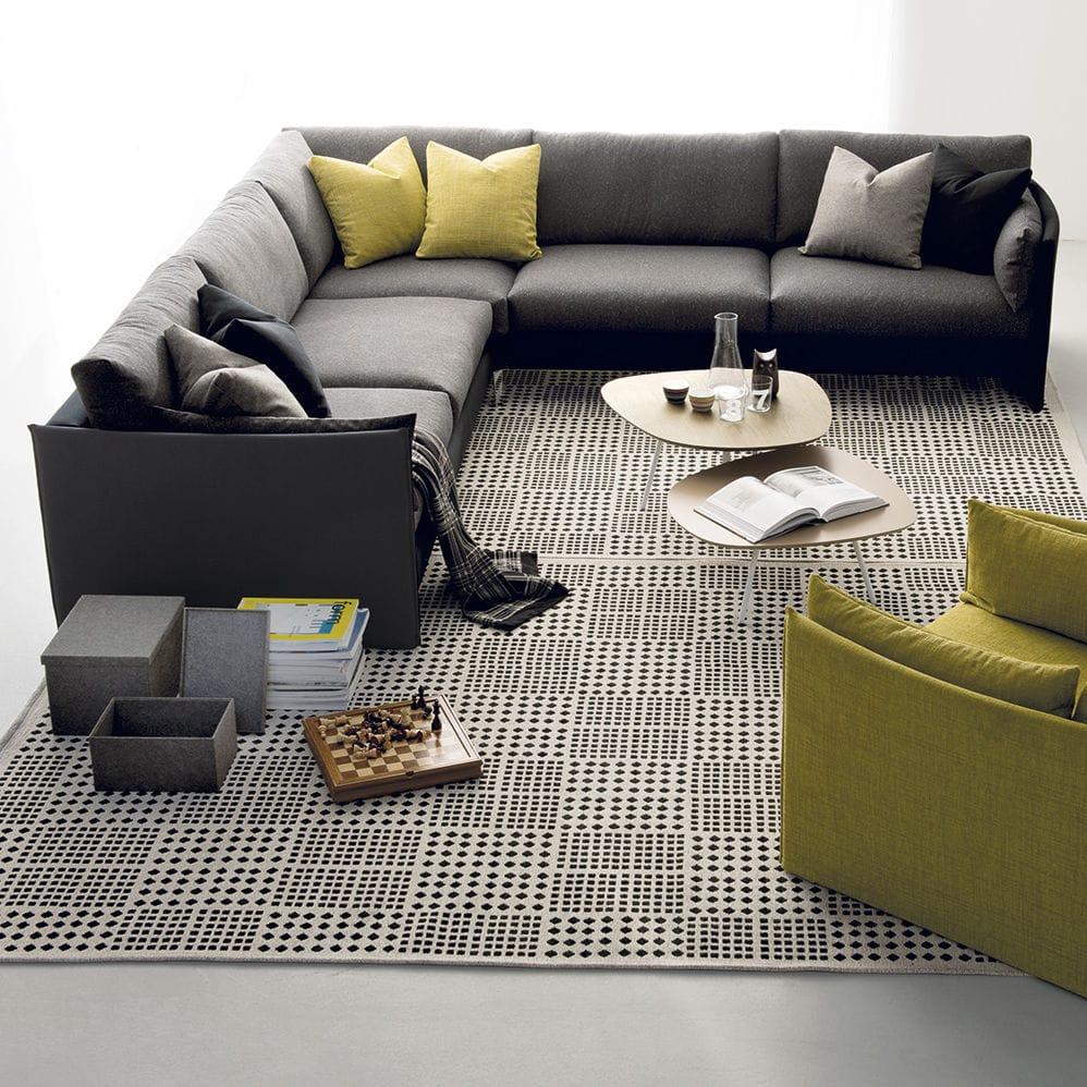 Modular Sofa / Corner / Contemporary / Fabric   URBAN By Bernhardt U0026 Vella