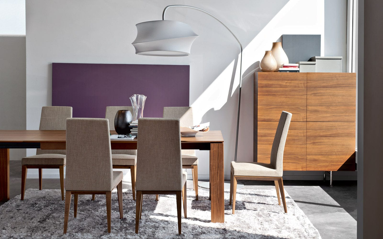 floor standing dining table lamp. floor-standing lamp / contemporary fabric steel cygnus by studio 28 calligaris floor standing dining table d
