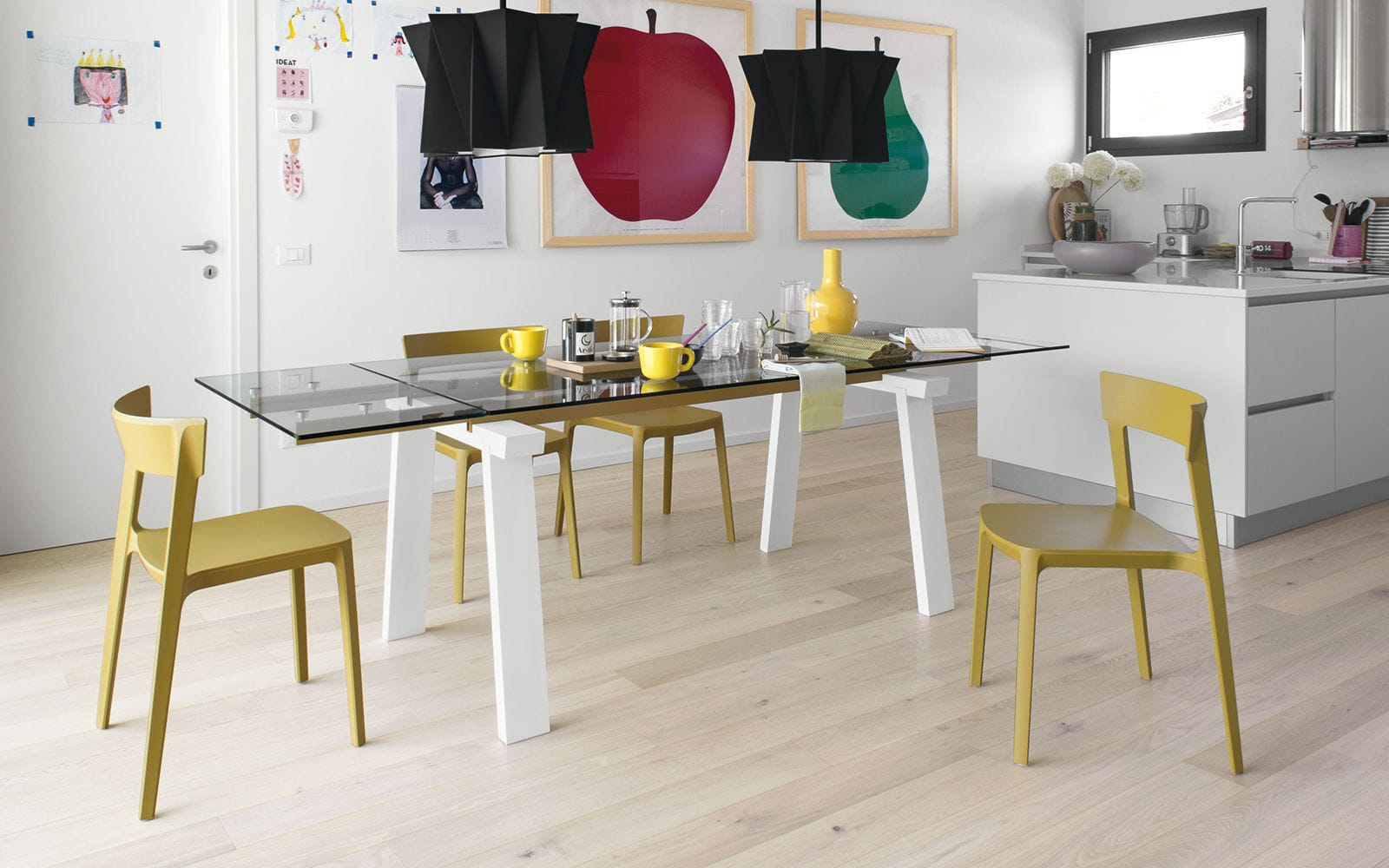 Calligaris Hyper Dining Table Room Ideas Contemporary