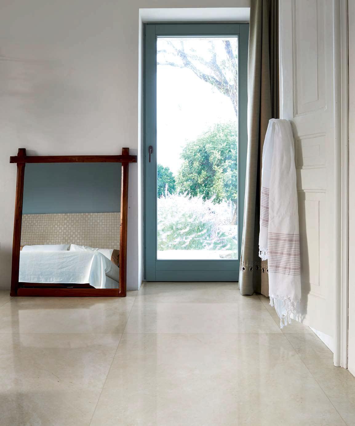 Indoor tile / bathroom / floor / porcelain stoneware - STONES & MORE ...
