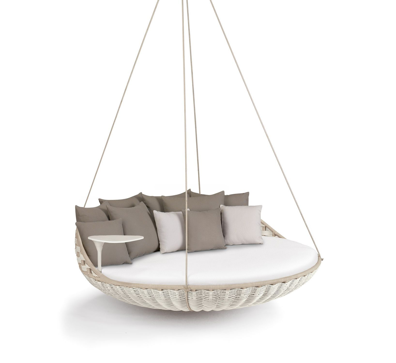 Wonderful ... Hanging Bed / Double / Contemporary / Resin Wicker SWINGREST By Daniel  Pouzet DEDON GmbH ... Ideas