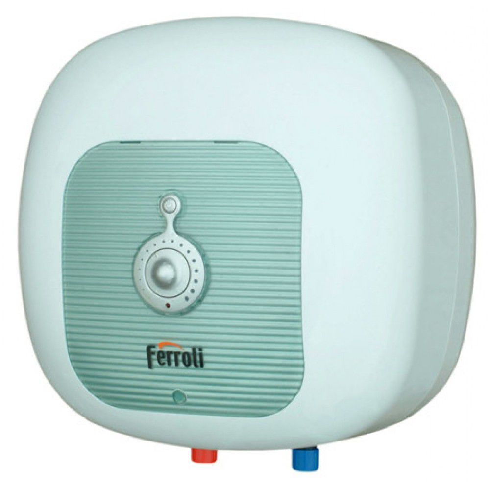 Electric Instant Water Heater Wall Mounted Vertical Residential Heaters Cubo