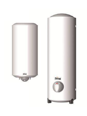electric water heater wallmounted vertical horizontal calypso ferroli - Lochinvar Water Heater