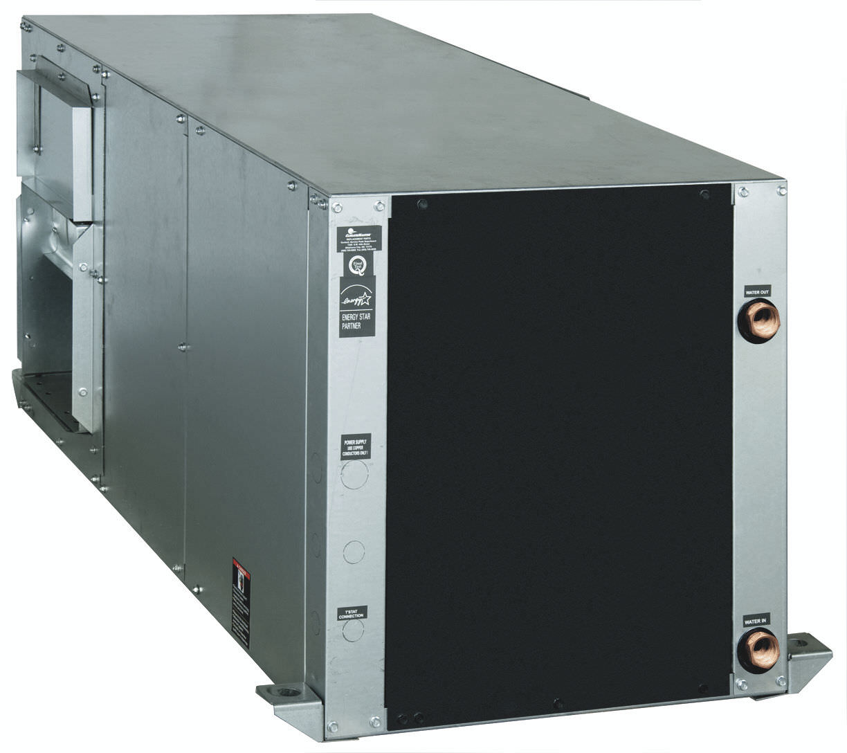 carrier heat pump. geothermal heat pump / commercial - aquazone™ 50pch carrier
