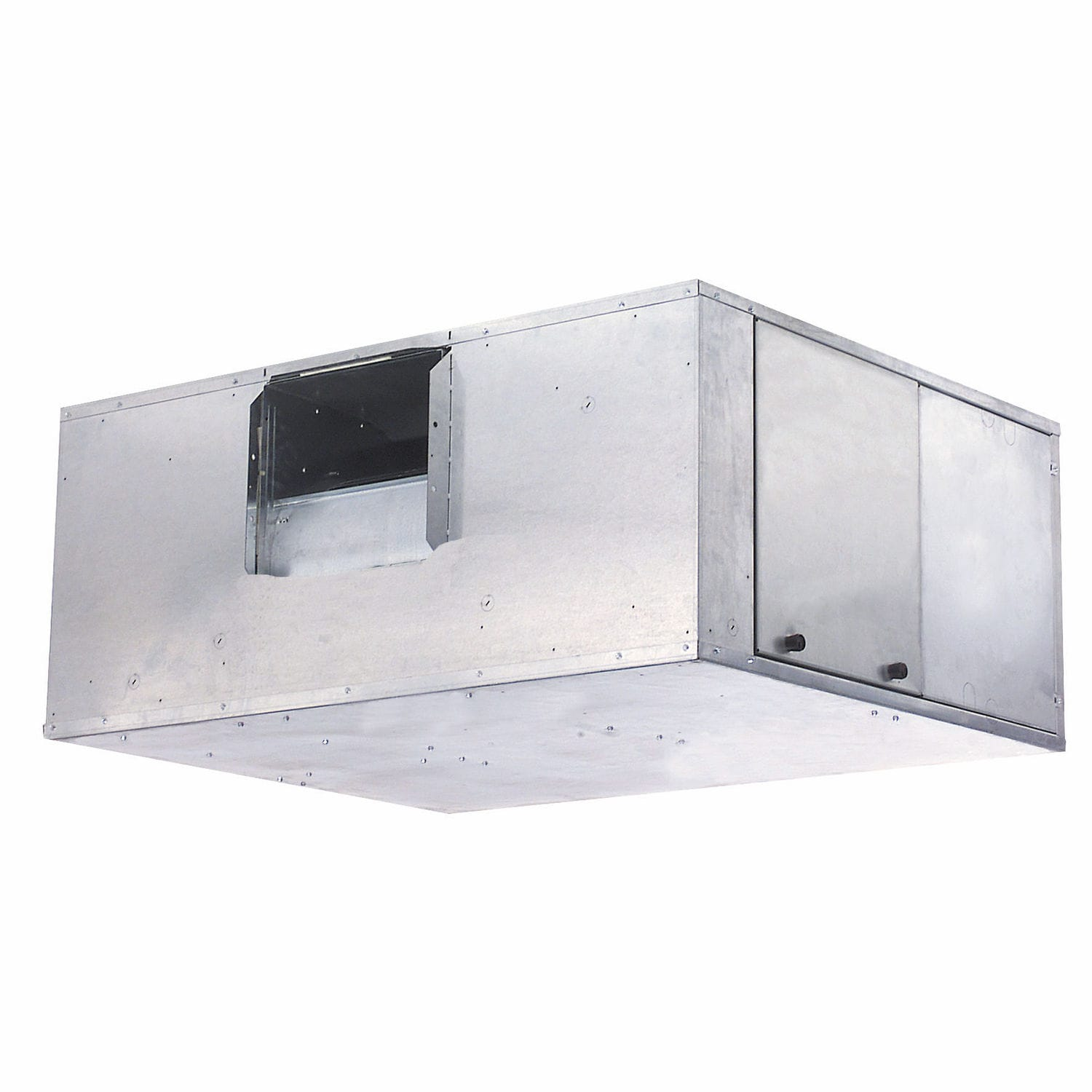 Recessed Fan Coil Duct
