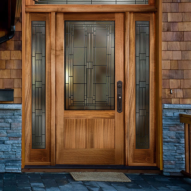 Entry Door / Swing / Wooden / Insulated   6316 SCARBOROUGH®