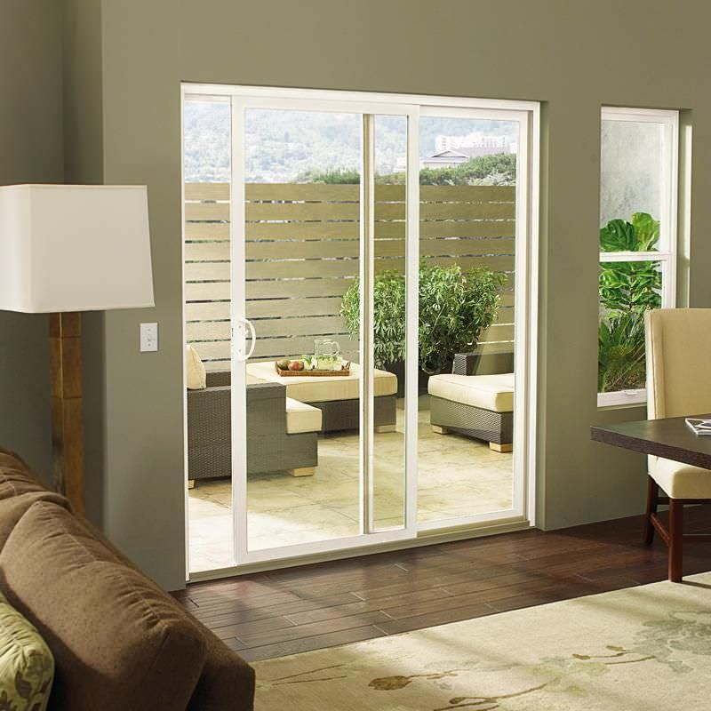 sliding patio door / fiberglass / double-glazed - INTEGRITY & Sliding patio door / fiberglass / double-glazed - INTEGRITY ...
