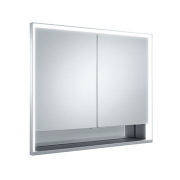 Bathroom Cabinets Keuco mirrored bathroom wall cabinet - royal lumos: 14313 - keuco