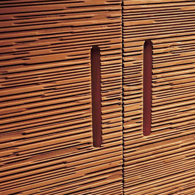 Indoor Door / Sliding / Wooden / For Public Buildings   DECOR : BD 16 S By  Bartoli Design