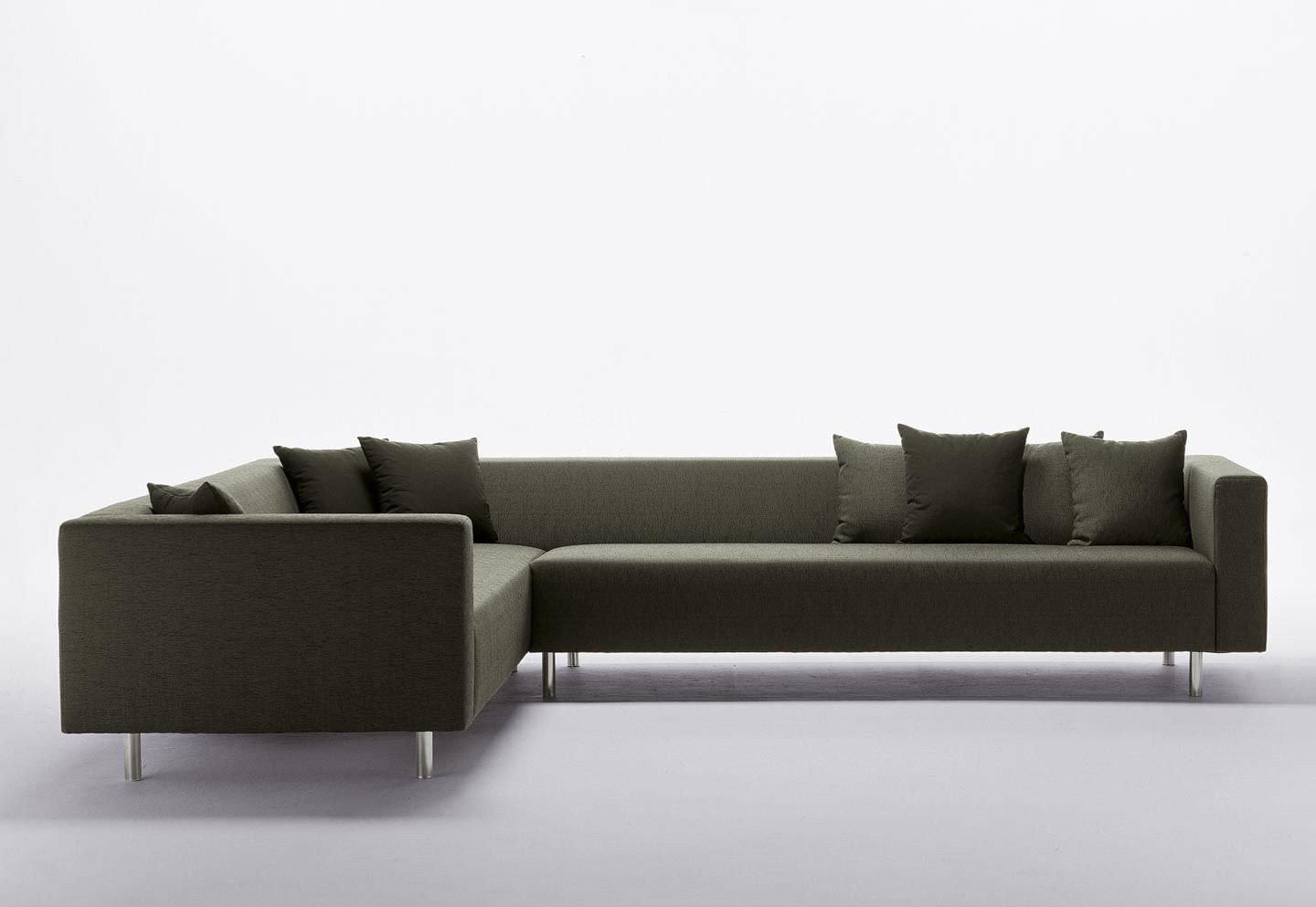 Bon Modular Sofa / Contemporary / Wood / Metal ...