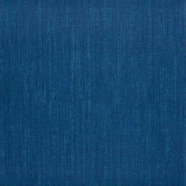 Contemporary Wallpaper Vinyl Plain Blue