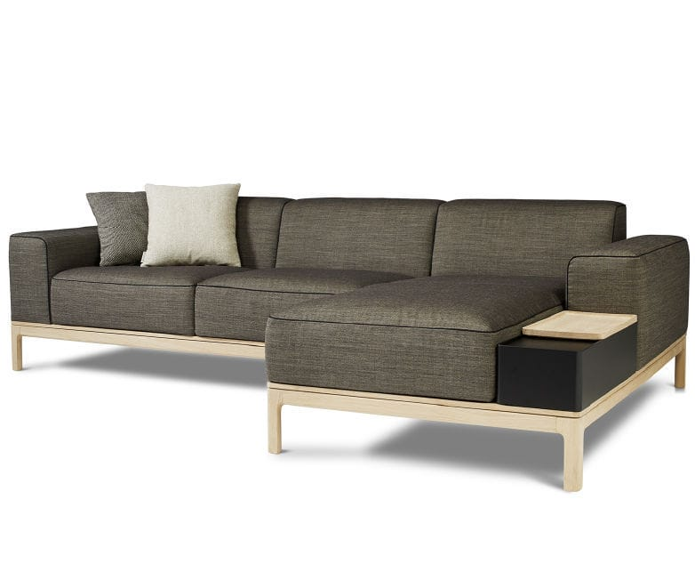 ... Corner Sofa / Bed / Contemporary / Wood LAGOON : EJ 500 By Welling U0026  Ludvik ...