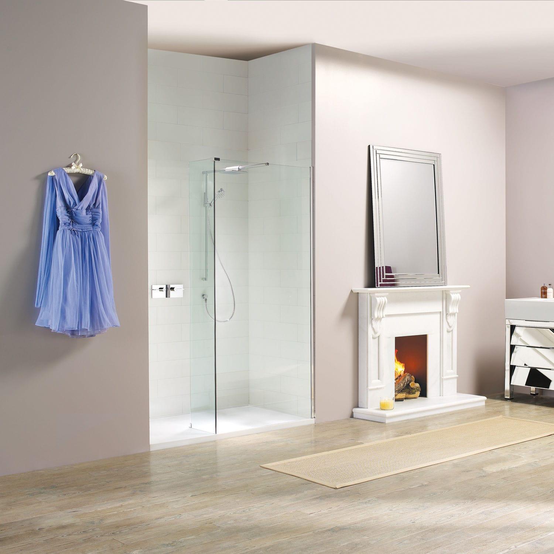 Swing shower screen / for alcoves - NWSR:NWST - matki showering