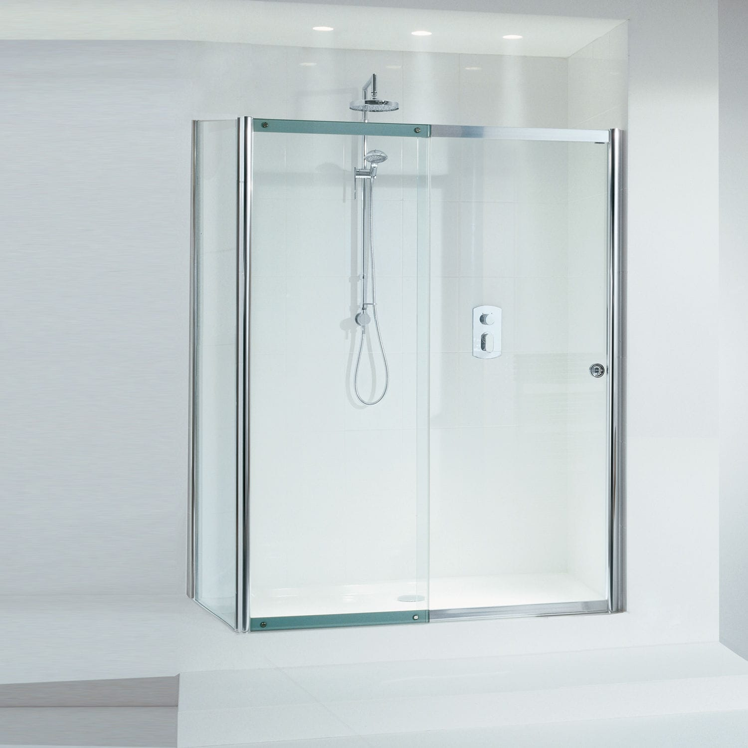 Sliding shower screen / corner - NSS:NSC - matki showering