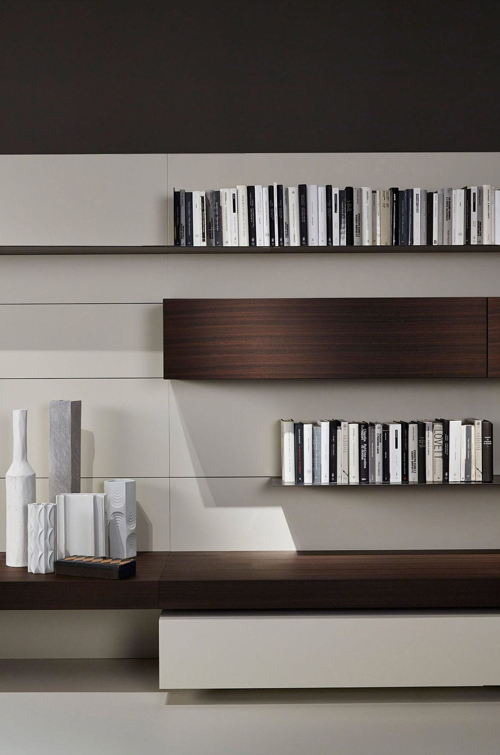 Wall Mount Bookcase Wall Mounted Bookcase Contemporary Wooden Metal Load It By